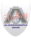 logo alessandria volley