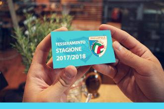 tesseramento-stagione2017-2018-pallavolo-san-raffaele