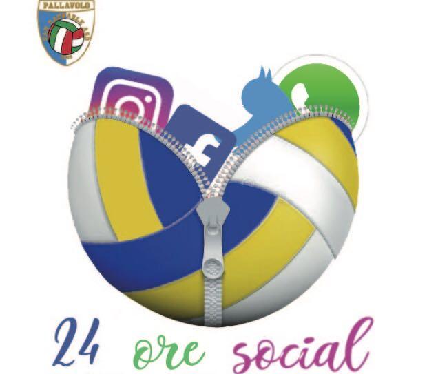 24 ore social - Pallavolo San Raffaele Cimena 8-9 giugno